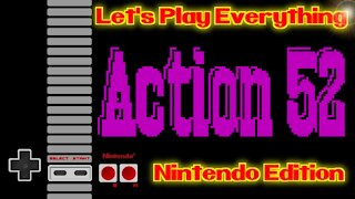Let's Play Everything: Action 52