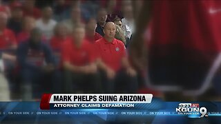 Mark Phelps suing Arizona
