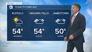 7 First Alert Forecast 5am Update, Wednesday, May 5