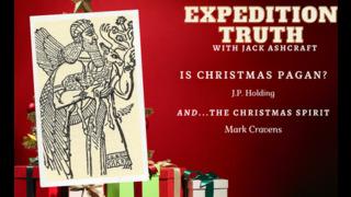Is Christmas Pagan?..and Capturing the Christmas Spirit