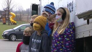 Appleton kids collect 4,800 donations for The Salvation Army