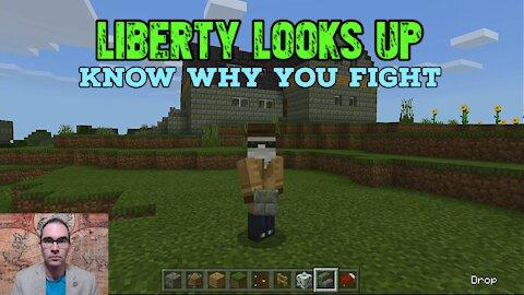 Liberty Looks Up