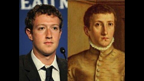 Zuckerberg Creature is a Rockefeller Venom family member