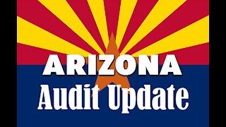 Breaking News Arizona Audit Update Two more Weeks