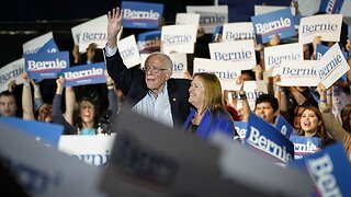 Nevada Caucuses Give Bernie Sanders His First Big Win In 2020