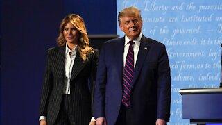 President Donald Trump, Melania Trump Test Positive For Coronavirus