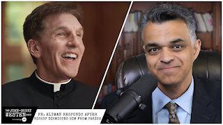 Fr. Altman responds after bishop dismisses him from parish