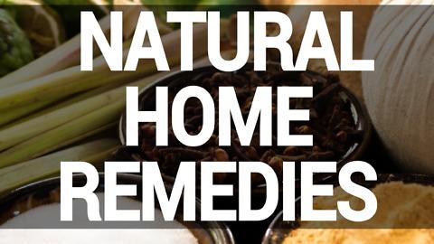 Natural Home Remediess