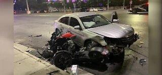 One person dead in trike crash