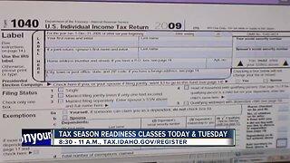 Tax readiness classes