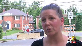 Pleasant Ridge residents want road permanently blocked off on one end