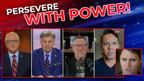 FlashPoint: Persevere with POWER! Charlie Kirk, Sammy Rodriguez, Dutch Sheets and more!