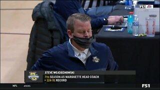 Marquette fires men's basketball coach Steve Wojciechowski