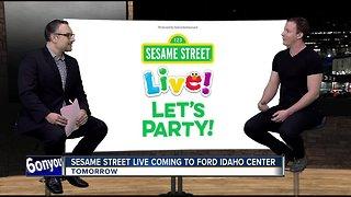 Sesame street Live! Interview
