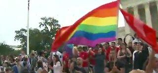 Nevadans vote on same sex marriage