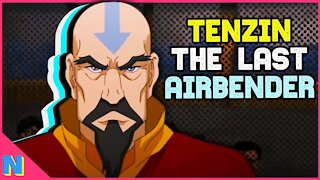 Tenzin: The Other Last Airbender & His Symbolism Explained! | Avatar The Legend of Korra