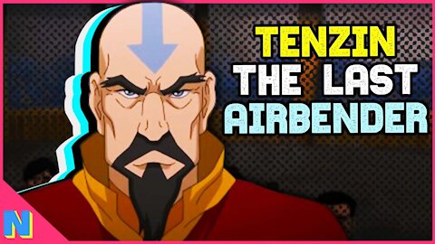 Tenzin: The Other Last Airbender & His Symbolism Explained!   Avatar The Legend of Korra