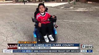 Mystery illness hits Clark County