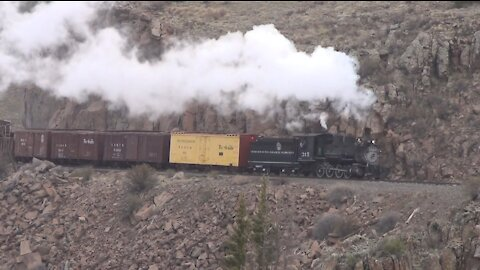 Chama Steam May 2014 Non Pile Driver 1
