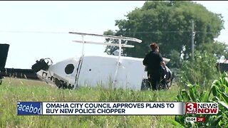 Busy day at Omaha City Council