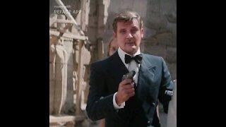 Ironmanduck becomes James Bond