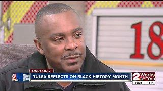 Tulsa community leaders reflect on Black History Month
