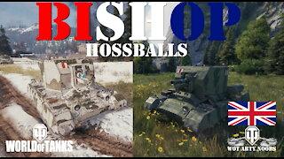 Bishop - hossballs