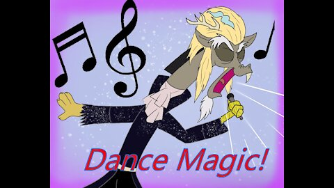 Discord's Dance Magic (A My Little Pony Labyrinth Song Parody)