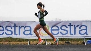 Gerda Steyn sets new SA marathon record