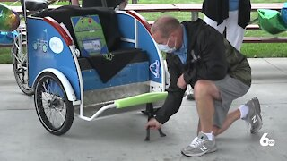 Wish Granters gives four blessing bikes to Idaho health care facilities