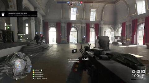 Battlefield 1 Support Gameplay Goodness