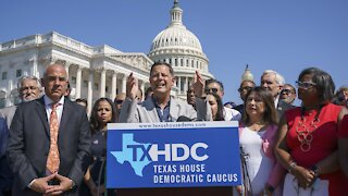 Texas Democrats Attempt To Block Voting Restrictions