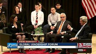 Global leadership forum held at UNO