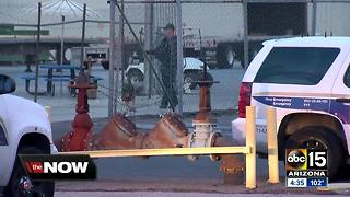 Suspect in custody after shooting with Phoenix police