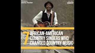 7 African-American Country Singers Who Changed Country Music