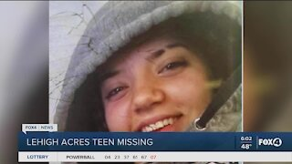 Search continues for Lehigh Acres teen