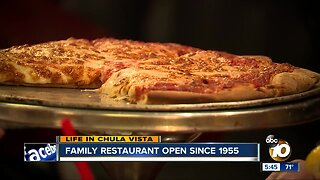 Life in Chula Vista: Family restaurant makes customers feel at home