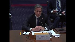 Blinken testifies before the House Committee on Foreign Affairs Part 2 of 2