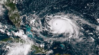 Hurricane Dorian Strengthens Into Category 5 Storm