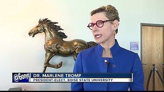 Dr. Marlene Tromp named as President of Boise State