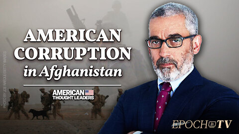 Lee Smith: 'In DC, No One Wanted to Leave' Afghanistan   CLIP   American Thought Leaders