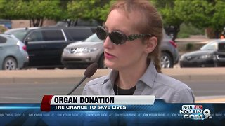 A success story of organ donation, receiving a kidney and heart transplant