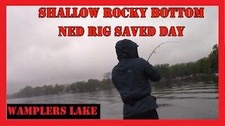 Wamplers Lake Michigan Fishing