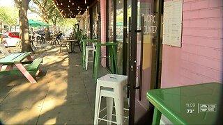 Restart St. Pete: Expanding outdoor dining