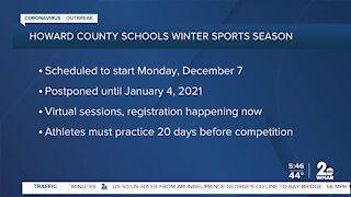 Howard County Schools Update