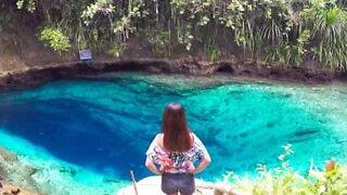 """Har du hört talas om den """"Förtrollade Floden"""" i Filipinerna?"""