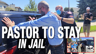 Pastor Tim Stephens will remain in jail after being arrested on new charges
