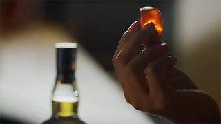 The Glenlivet releases edible whiskey pods