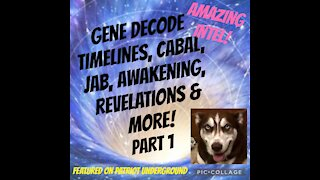 GENE DECODE INTEL part 1