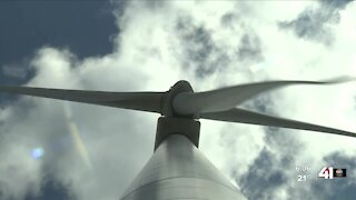 Wind a major source of energy for regional power grid